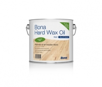 Масло-віск для дерев'яних підлог - Bona Hardwax масло (Бона Хардвакс Оіл).