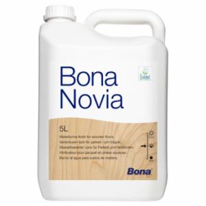 однокомпонентний водний лак bona novia